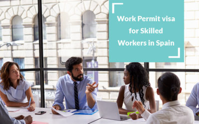 Work Permit visa for Skilled Workers in Spain